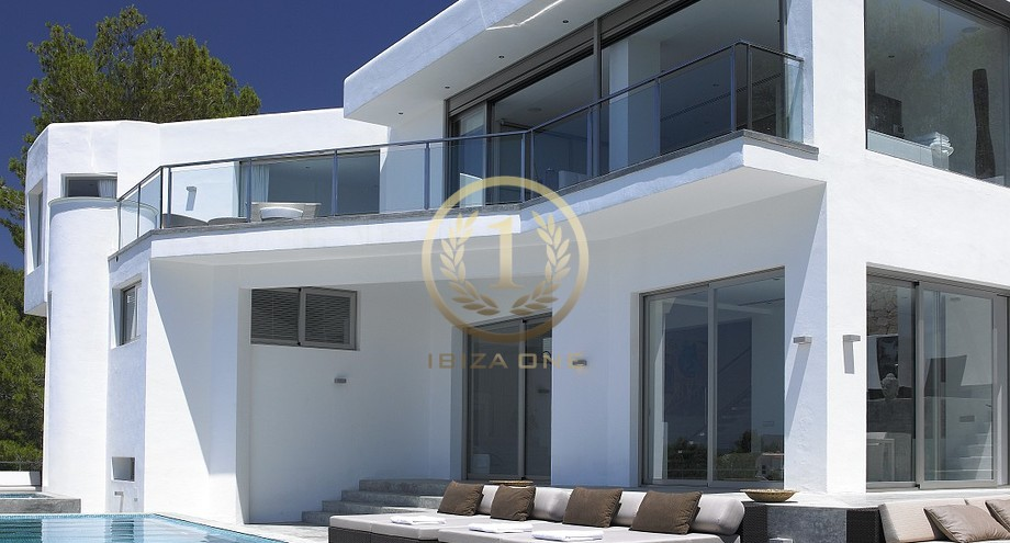 Villa de luxe moderne et minimaliste à louer - Ibiza One ...