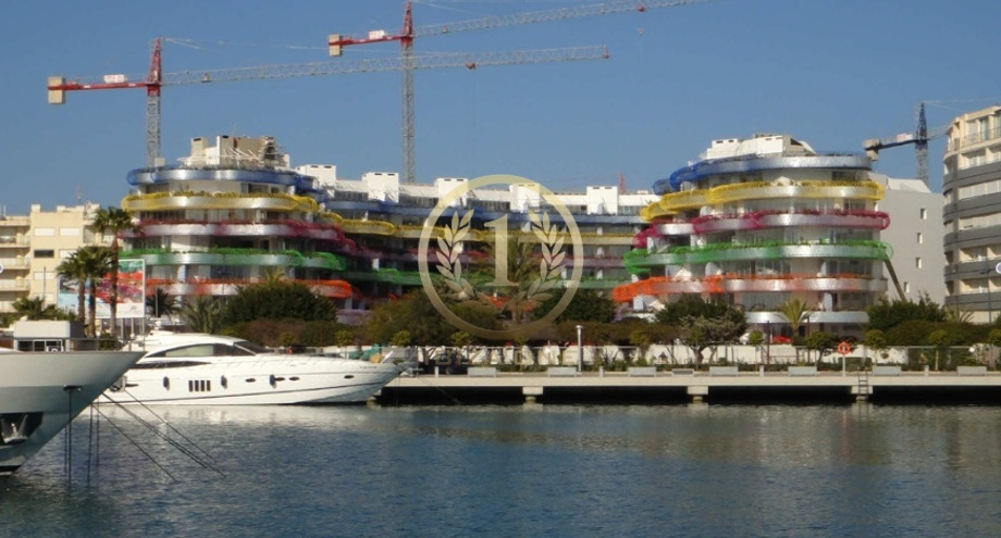 Various luxury apartments in primelocation of Ibiza with ...