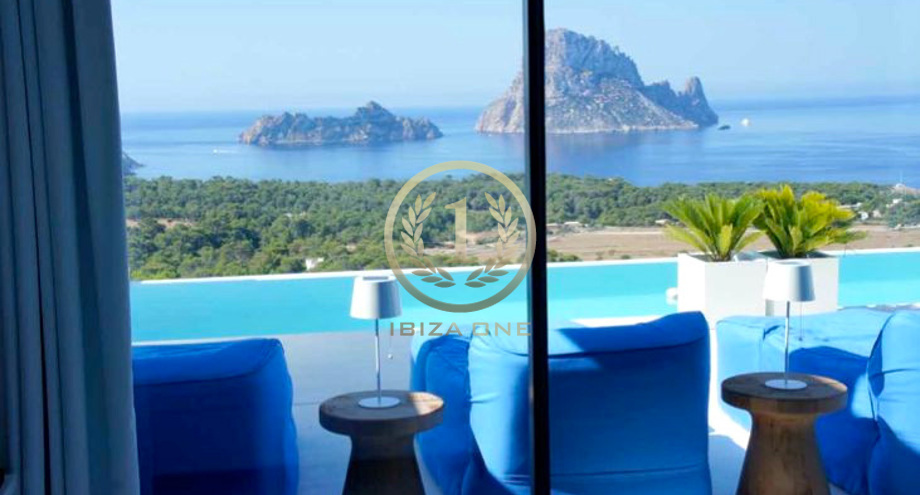 Exclusive Apartment Overlooking Es Vedra Cala Carbo Photos Of The Property