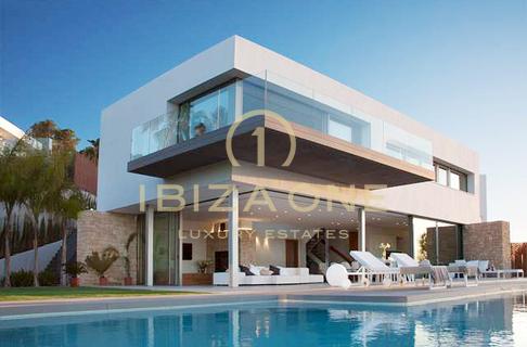 Villas maisons ibiza one agence immobiliere de luxe for Villa moderne prix