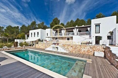 Villas maisons ibiza one agence immobiliere de luxe - Ibiza casas rurales ...