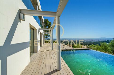 Villen h user ibiza one luxus immobilien agentur villa for Pool verkauf