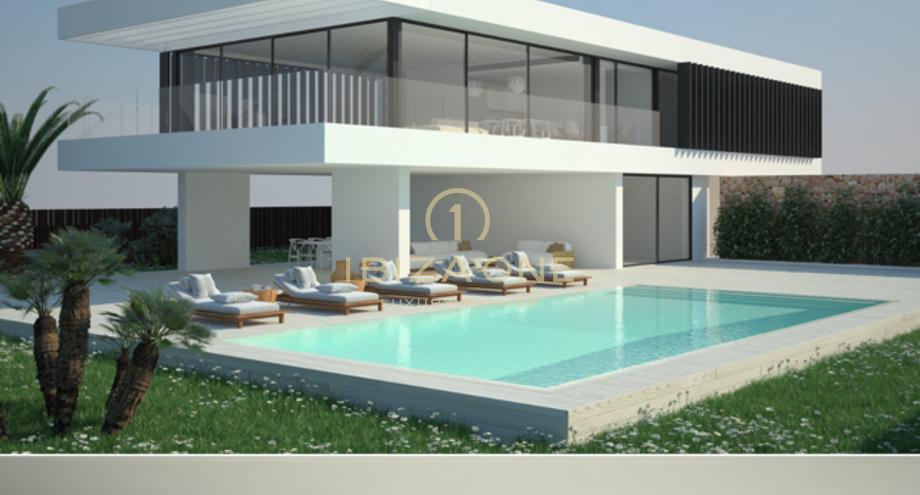 villa de luxe moderne avec vue sur la mer à vendre - Ibiza One ...