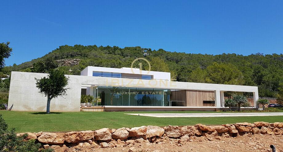 Ibiza Karte Ausdrucken.Neu Gebaute Luxus Design Villa Zum Verkauf Ibiza One Luxus
