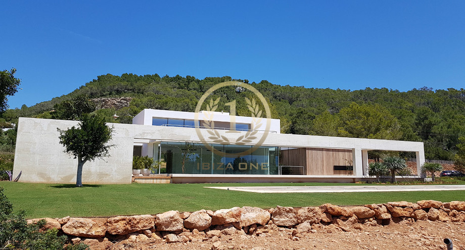 7e095f8502 Newly built luxury design villa for sale - Ibiza One Luxury real ...