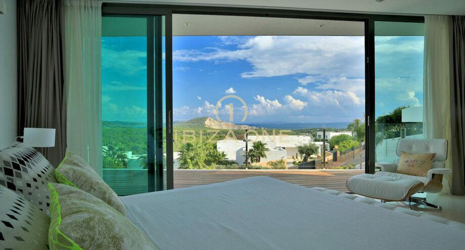 Badkamer Op Formentera : Moderne luxevilla in vista alegre met uitzicht op zee naar
