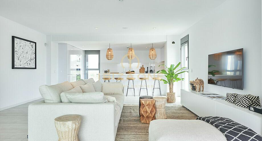 Lussuoso appartamento con 3 camere da letto a Ibiza con ...