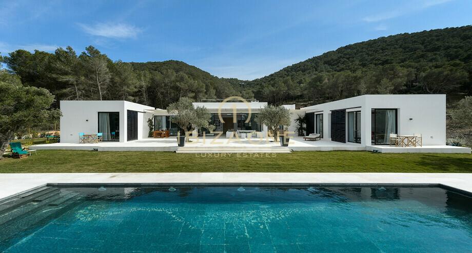 Villa de luxe moderne près de la ville d\'Ibiza à vendre - Ibiza One ...
